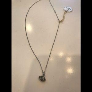Love Heals evil eye Necklace